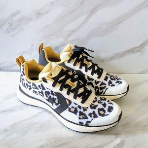 CONVERSE Star Series Leopard Print Sneakers